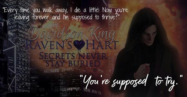 Davidson King - Raven's Hart Teaser1