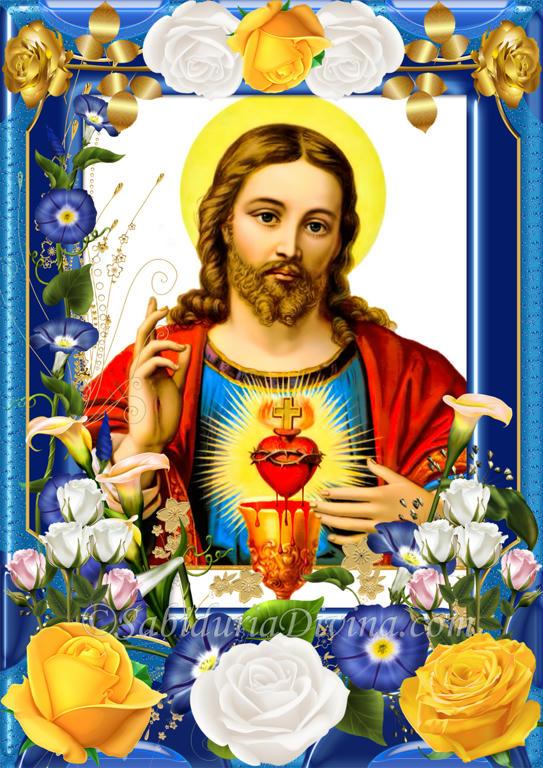 Sagrado Corazón de Jesús Eucaristico