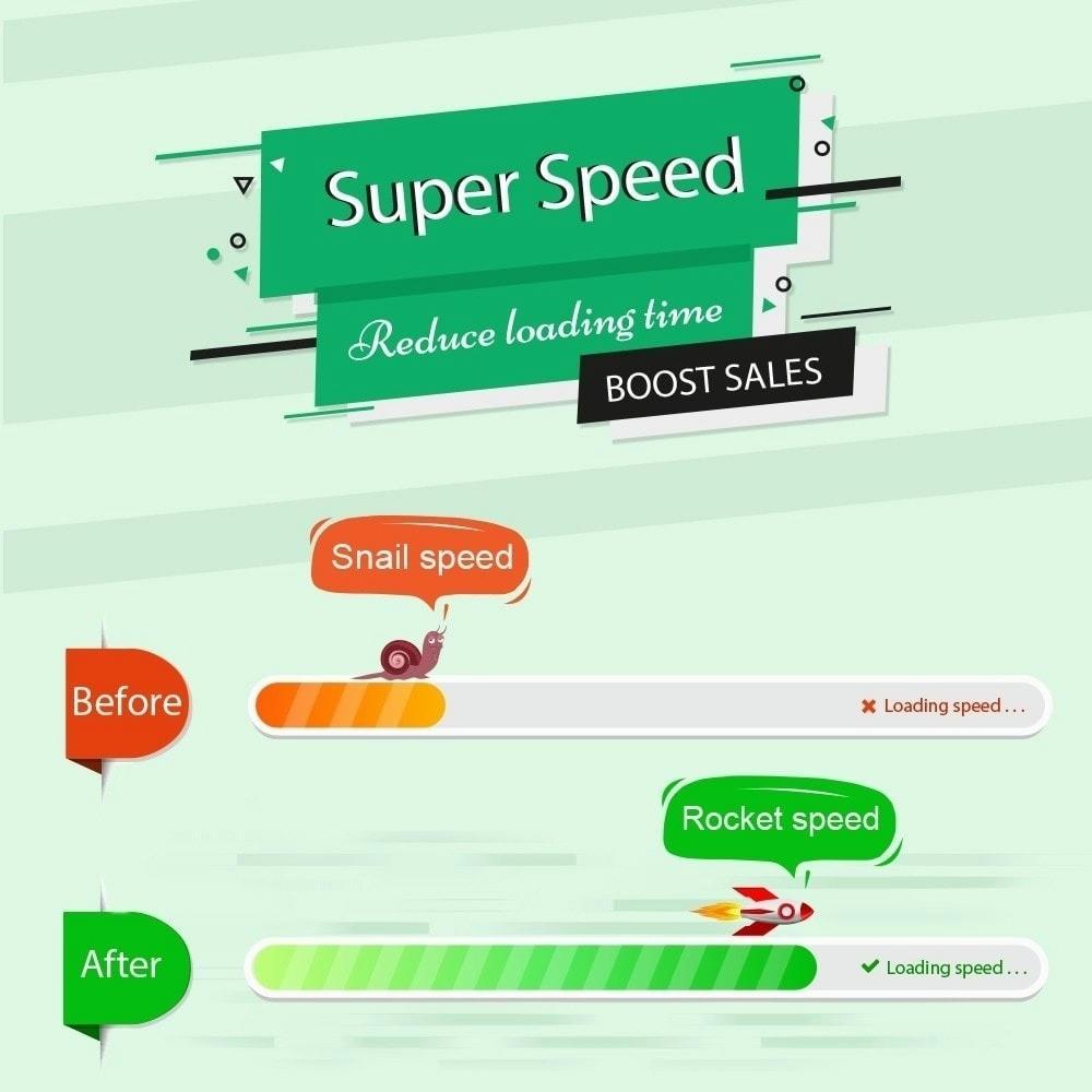 افزونه Super Speed