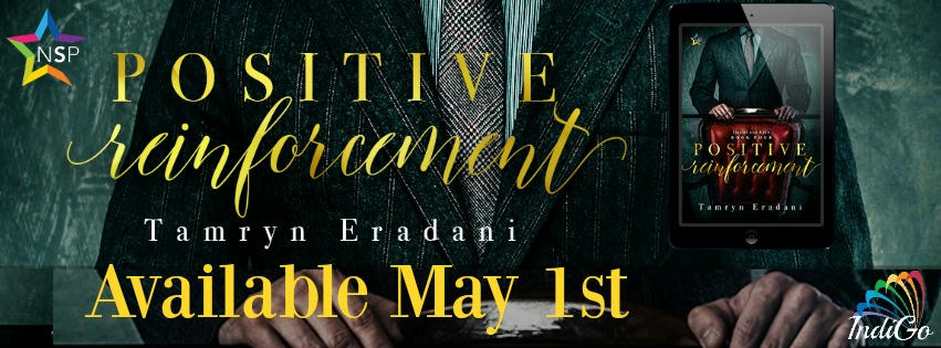 Tamryn Eradani - Positive Reinforcement Banner
