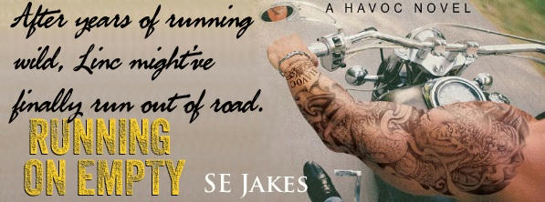 S.E. Jakes - Running On Empty Banner 1