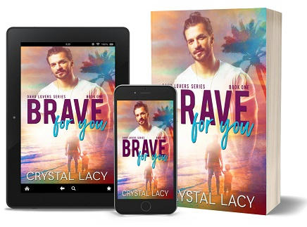 Crystal Lacy - Brave For You Promo 1 s