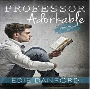 Edie Danford - Professor Adorkable Square