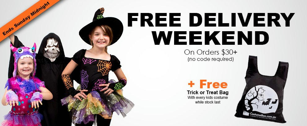 Try Our Tricks and Treats to save Money This Halloween on Snacks and Costumes