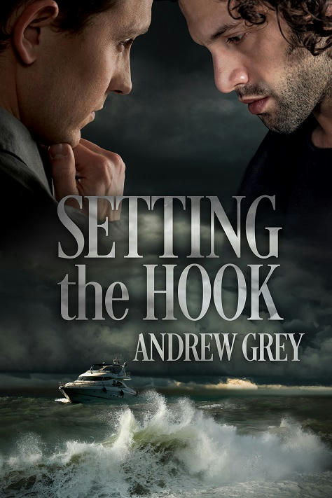 Andrew Grey - Setting The Hook Cover
