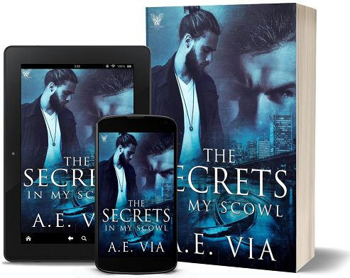 A.E. Via - Secrets in My Scowl 3d Promo