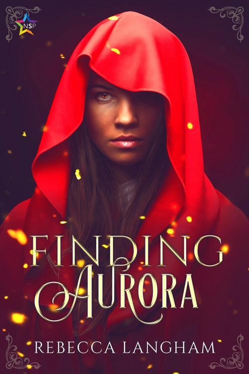 Rebecca Langham - Finding Aurora Cover
