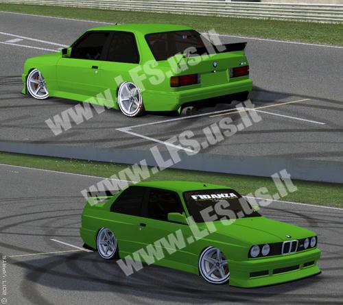 XR - BMW E30 M3 Fidanza Drift Team Edition
