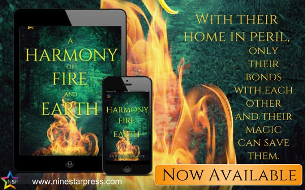 Antonia Aquilante - A Harmony of Fire and Earth Now Available