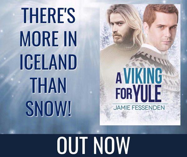 Jamie Fessenden - A Viking For Yule Promo