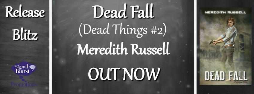 Meredith Russell - Dead Fall RBBanner