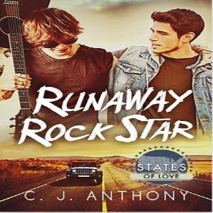 C.J. Anthony - Runaway Rock Star Square