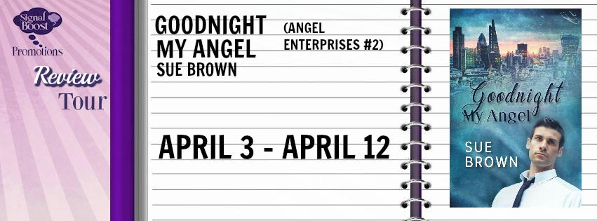 Sue Brown - Goodnight My Angel RT Banner