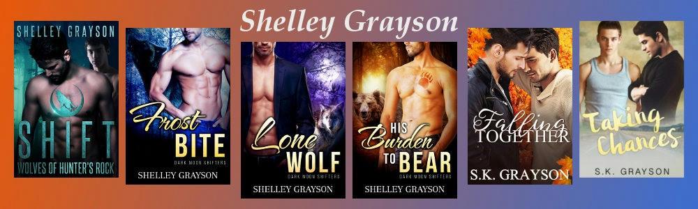 Shelley Grayson Banner