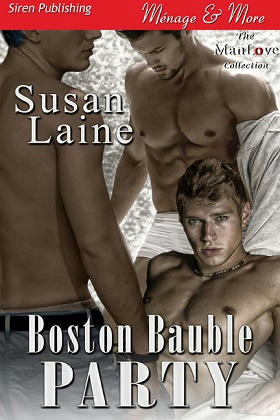 Susan Laine - Boston Bauble Party Cover