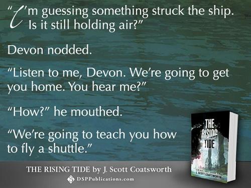 J. Scott Coatsworth - The Rising Tide Promo 2