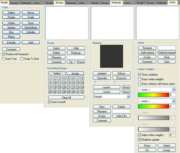 [Débutant] Découvrir l'interface de Milkshape 9zbrup1pi18tlc96g