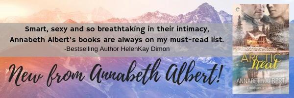 Annabeth Albert - Arctic Heat Banner 2