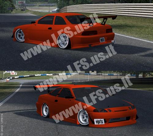 XR - Toyota Soarer JDM Drift Style