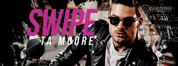 T.A. Moore - Swipe Banner s