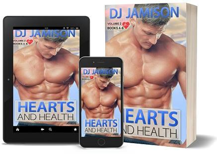 D.J. Jamison - Hearts & Health Volume 2 3d Promo 1 s