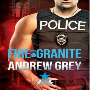 Andrew Grey - Fire and Granite Square