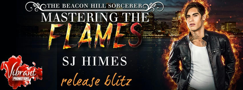 S.J. Himes - Mastering the Flames RDB Banner
