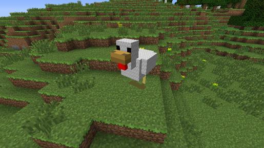 Mo' Chickens Mod