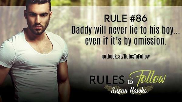Susan Hawke - Rules to Follow Promo Rule86