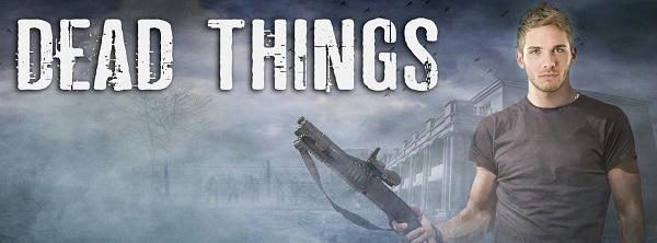 Meredith Russell - Dead Things Banner