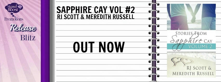 R.J. Scott & Meredith Russell - Sapphire Cay Vol 02 RB Banner