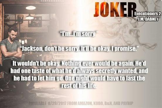 JM Dabney - Joker Teaser 2