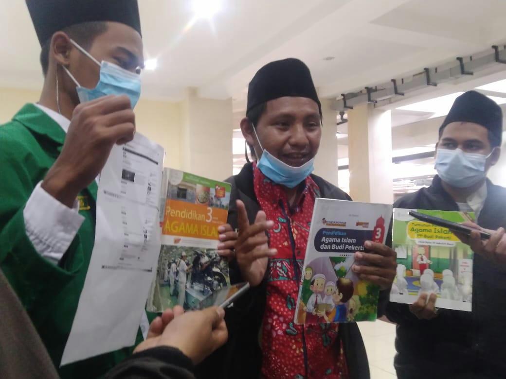Isi Buku Mengarah Intoleransi, GP Ansor Semarang Laporkan PT. Tiga Serangkai