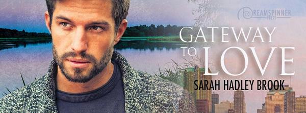 Sarah Hadley Brook - Gateway To Love Banner