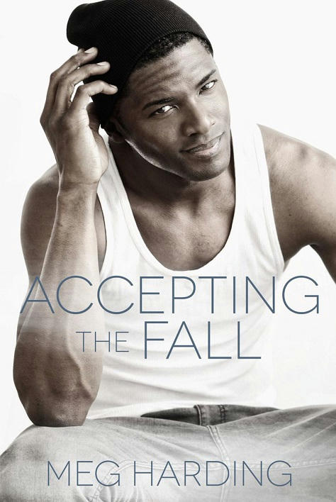 Meg Harding - Accepting the Fall Cover