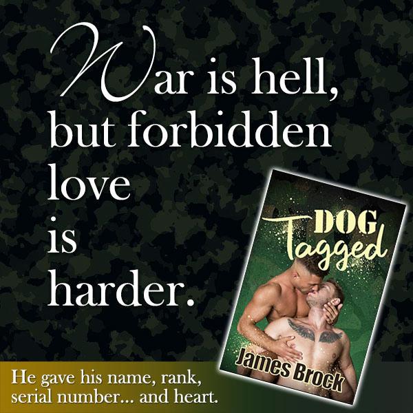 James Brock - Dog Tagged Promo 3