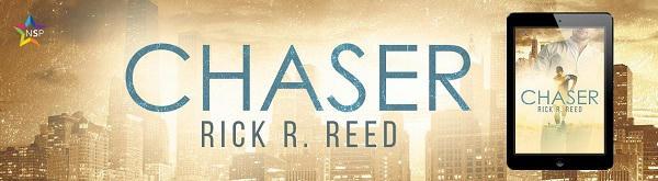 Rick R. Reed - Chaser NineStar Banner