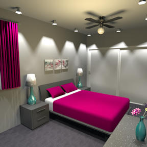 Sweet home 3d forum view thread my real home with - Total 3d home and landscape design suite ...