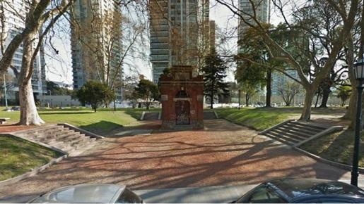 El-cadáver-fue-encontrado-en-el-Parque-de-las-Mujeres,-cerca-de-la-subestación-eléctrica-N°-89-de-Edesur,-y-en-proximidades-a-Torres-Le-Parc,-donde-vivía-el-Fiscal-Alberto-Nisman