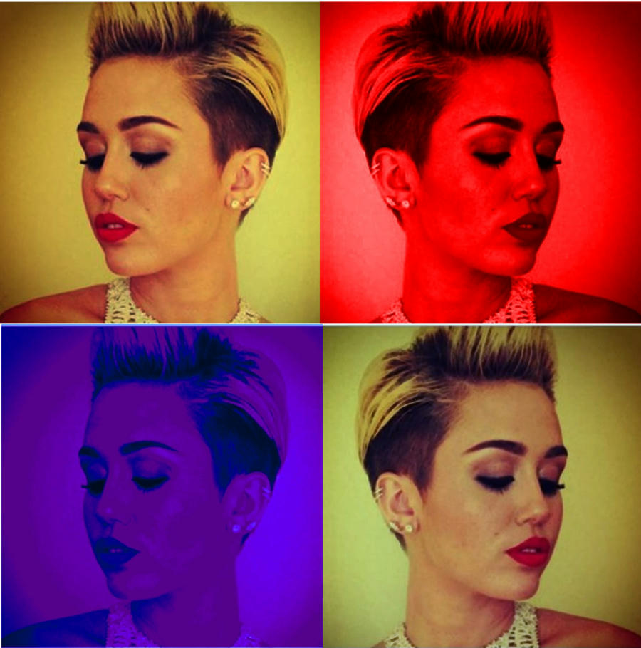 La  Buena estrella de Miley Cyrus ahora libre de adicciones a la droga