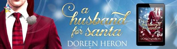 Doreen Heron - A Husband for Santa NineStar Banner