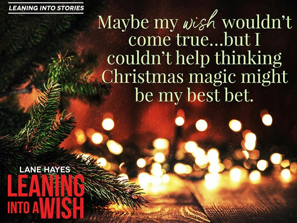 Lane Hayes - Leaning Into a Wish teaser 2