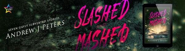 Andrew J. Peters - Slashed and Mashed NineStar Banner