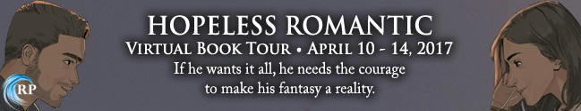 Francis Gideon - Hopeless Romantic Header Banner