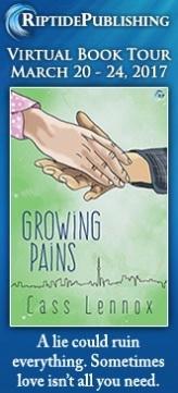 Cass Lennox - Growing Pains Badge