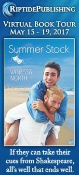 Vanessa North - Summer Stock Badge