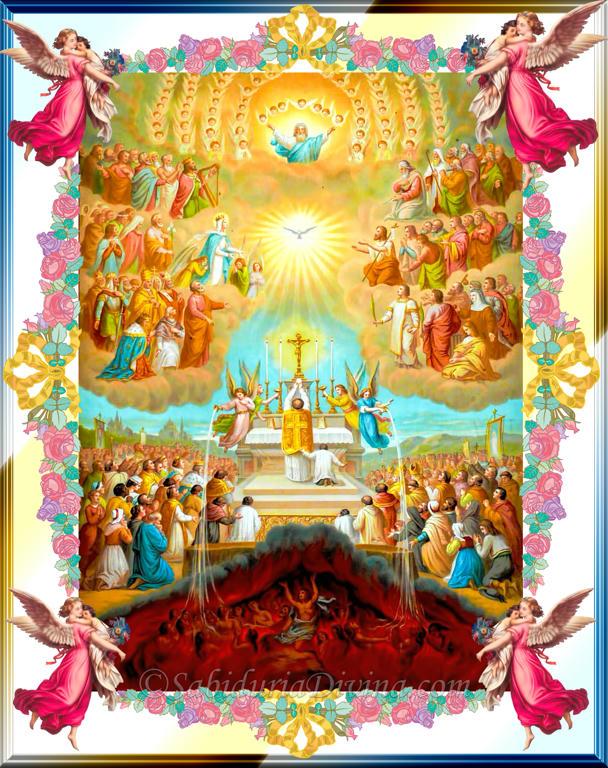 La Misa y el Purgatorio