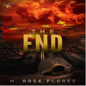 M. Rose Flores - The End Square