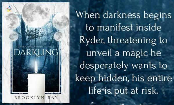Brooklyn Ray - Darkling Teaser Graphic