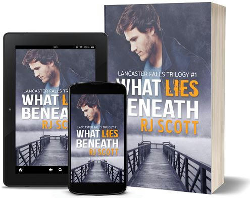 R.J. Scott - What Lies Beneath 3d Promo